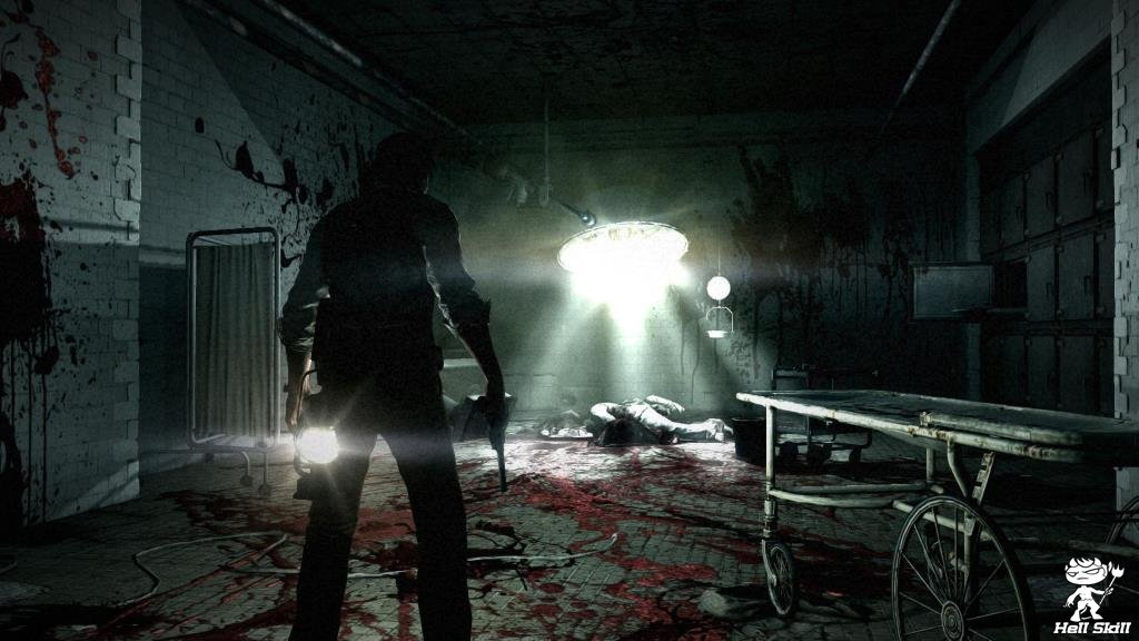 Обзор The Evil Within
