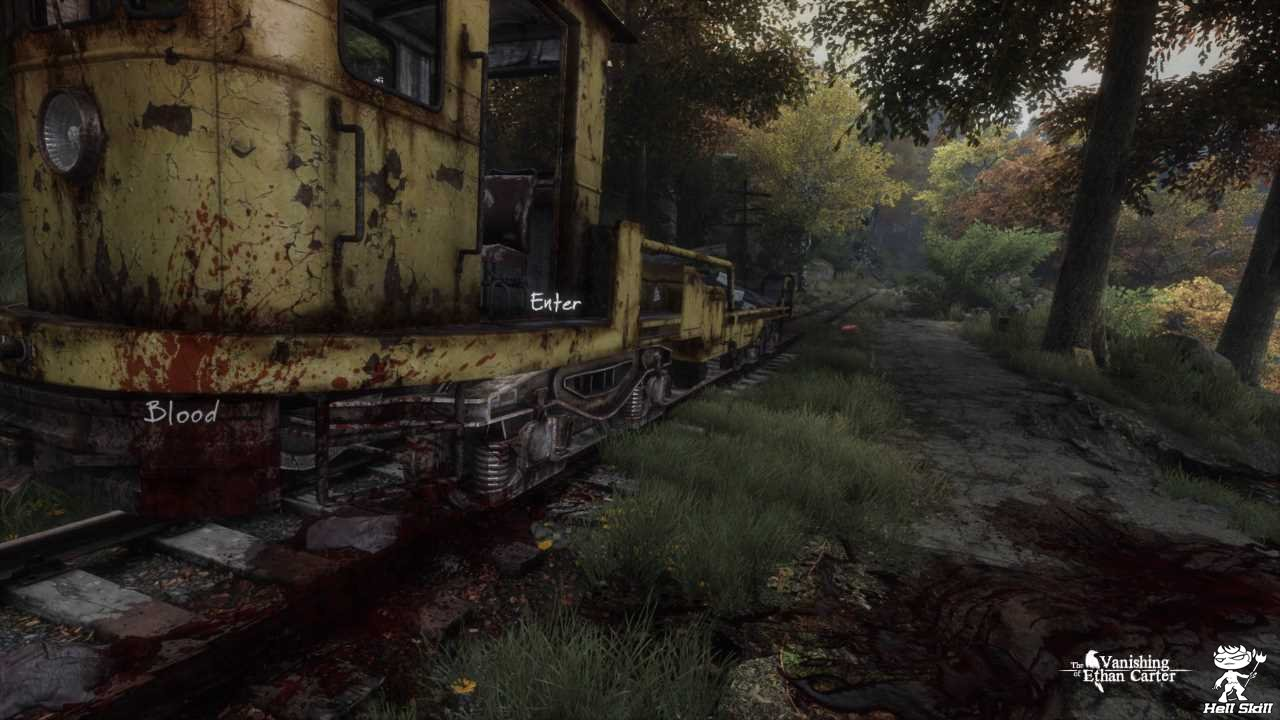 Обзор Vanishing of Ethan Carter