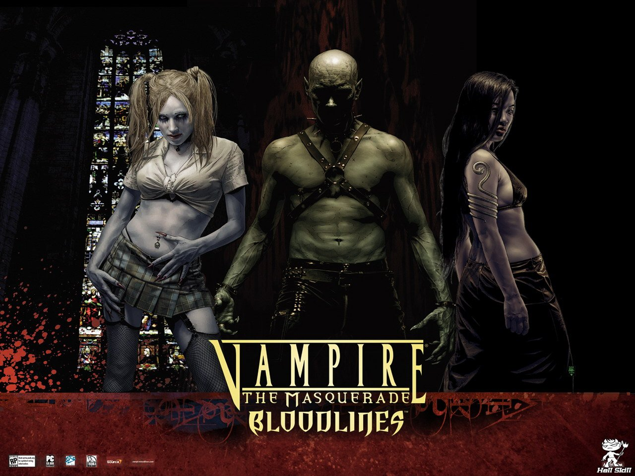 Ремейка Vampire: The Masquerade — Bloodlines не будет