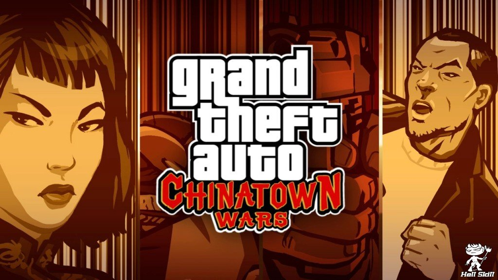 GTA: Chinatown Wars появится на Android
