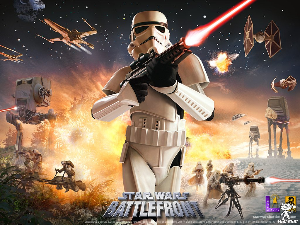 Star Wars: Battlefront будет успешнее Battlefield 4