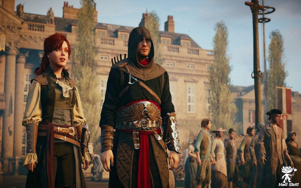 Обзор Assassin's Creed: Unity