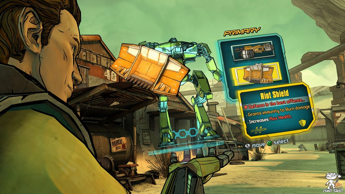 Второй эпизод Tales From The Borderlands выйдет 17 марта