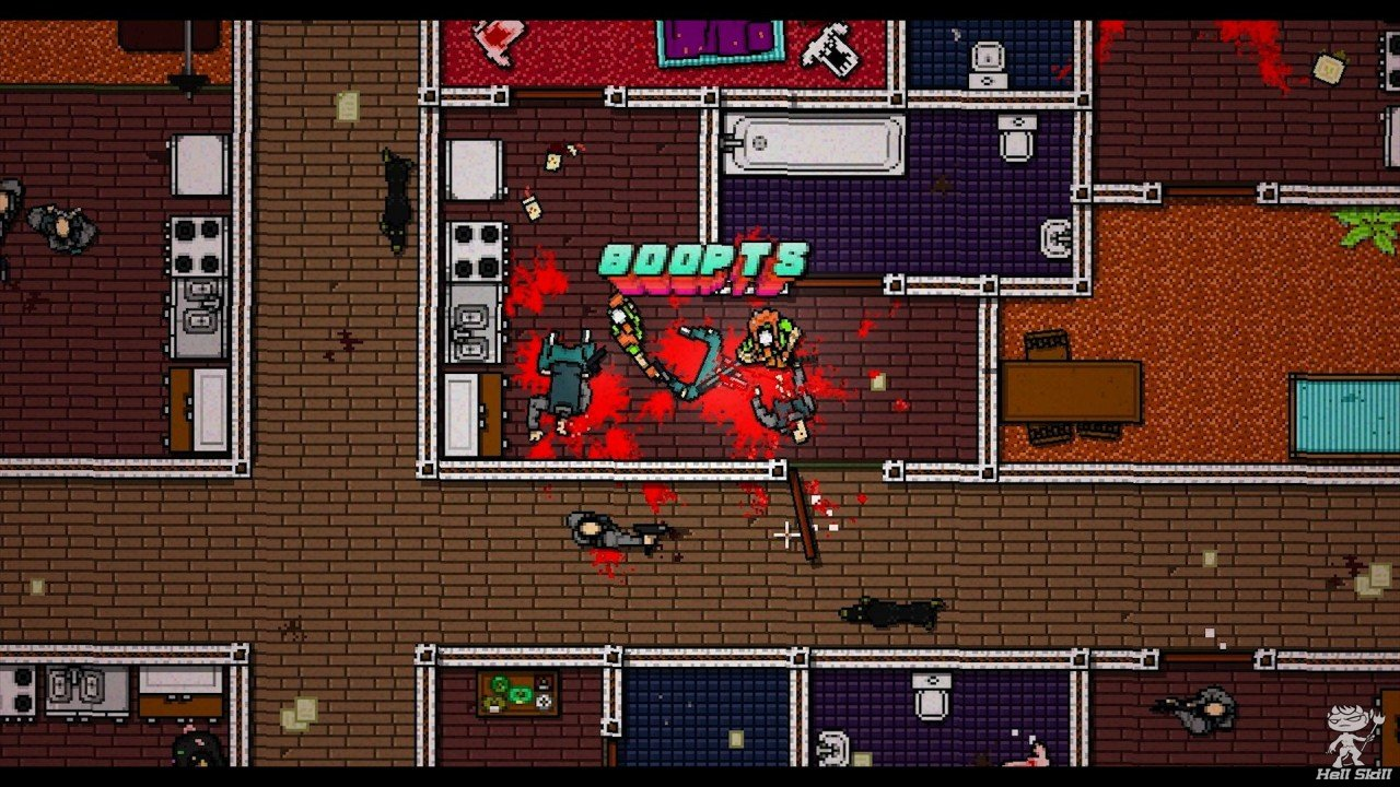 Обзор Hotline Miami 2: Wrong Number