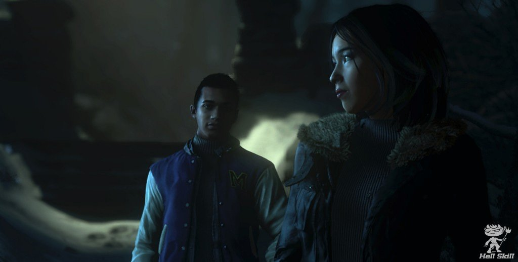 Хоррор Until Dawn выйдет в августе